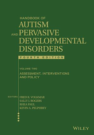 Téléchargez le livre :  Handbook of Autism and Pervasive Developmental Disorders, Assessment, Interventions, and Policy