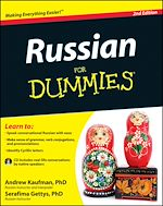 Download this eBook Russian For Dummies