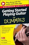 Télécharger le livre :  Getting Started Playing Guitar For Dummies, Enhanced Edition