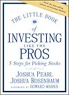 Télécharger le livre :  The Little Book of Investing Like the Pros