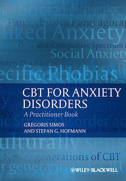 CBT For Anxiety Disorders