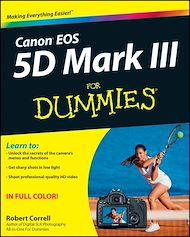 Téléchargez le livre :  Canon EOS 5D Mark III For Dummies
