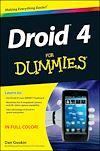 Télécharger le livre :  Droid 4 For Dummies