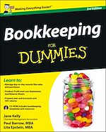 Download this eBook Bookkeeping For Dummies