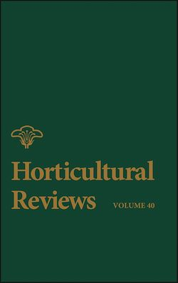 Horticultural Reviews, Volume 40
