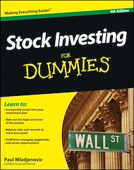 Download the eBook: Stock Investing For Dummies