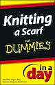 Download this eBook Knitting a Scarf In A Day For Dummies