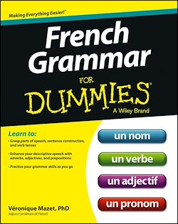 Download the eBook: French Grammar For Dummies