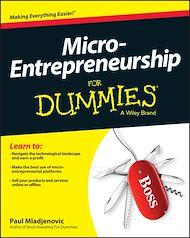 Download the eBook: Micro-Entrepreneurship For Dummies