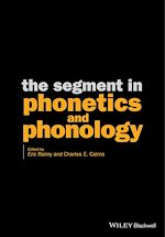 Download this eBook The Segment in Phonetics and Phonology