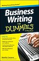 Download this eBook Business Writing For Dummies