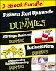 Download this eBook Business Start Up For Dummies Three e-book Bundle: Starting a Business For Dummies, Business Plans For Dummies, Understanding Business Accounting For Dummies