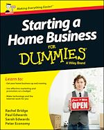 Download this eBook Starting a Home Business For Dummies