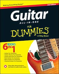 Téléchargez le livre :  Guitar All-In-One For Dummies