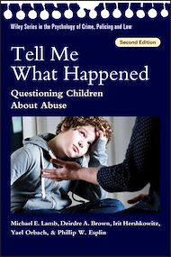Download the eBook: Tell Me What Happened
