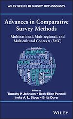 Download this eBook Advances in Comparative Survey Methods