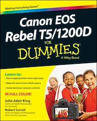 Téléchargez le livre :  Canon EOS Rebel T5/1200D For Dummies