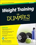 Download this eBook Weight Training For Dummies
