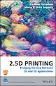Download this eBook 2.5D Printing
