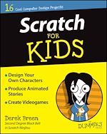 Download this eBook Scratch For Kids For Dummies
