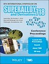Download this eBook Proceedings of the 8th International Symposium on Superalloy 718 and Derivatives