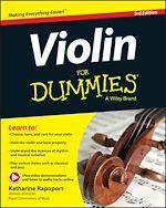 Téléchargez le livre :  Violin For Dummies