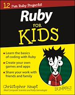 Download this eBook Ruby For Kids For Dummies