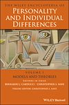 Télécharger le livre :  The Wiley Encyclopedia of Personality and Individual Differences, Models and Theories