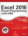 Télécharger le livre :  Excel 2016 Power Programming with VBA