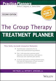Téléchargez le livre :  The Group Therapy Treatment Planner, with DSM-5 Updates