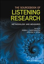 Download this eBook The Sourcebook of Listening Research