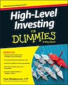 Download this eBook High Level Investing For Dummies