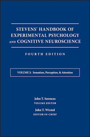 Téléchargez le livre :  Stevens' Handbook of Experimental Psychology and Cognitive Neuroscience, Sensation, Perception, and Attention
