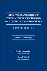 Téléchargez le livre :  Stevens' Handbook of Experimental Psychology and Cognitive Neuroscience, Methodology