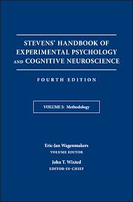 Téléchargez le livre :  Stevens' Handbook of Experimental Psychology and Cognitive Neuroscience, Methodology