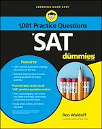 Download this eBook 1,001 SAT Practice Questions For Dummies