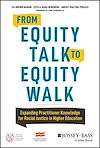 Télécharger le livre :  From Equity Talk to Equity Walk