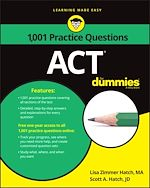 Download this eBook 1,001 ACT Practice Problems For Dummies