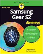 Téléchargez le livre :  Samsung Gear S2 For Dummies