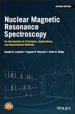 Download this eBook Nuclear Magnetic Resonance Spectroscopy