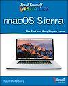 Télécharger le livre :  Teach Yourself VISUALLY macOS Sierra