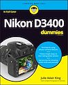 Download this eBook Nikon D3400 For Dummies