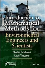 Download this eBook Introduction to Mathematical Methods for Environmental Engineers and Scientists