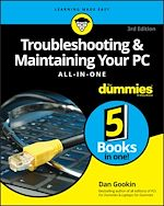 Download this eBook Troubleshooting and Maintaining Your PC All-in-One For Dummies