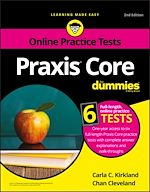 Download this eBook Praxis Core For Dummies with Online Practice Tests