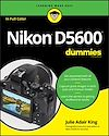Download this eBook Nikon D5600 For Dummies