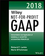 Download the eBook: Wiley Not-for-Profit GAAP 2018