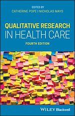 Téléchargez le livre :  Qualitative Research in Health Care