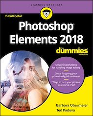 Download the eBook: Photoshop Elements 2018 For Dummies