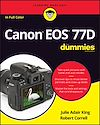 Download this eBook Canon EOS 77D For Dummies